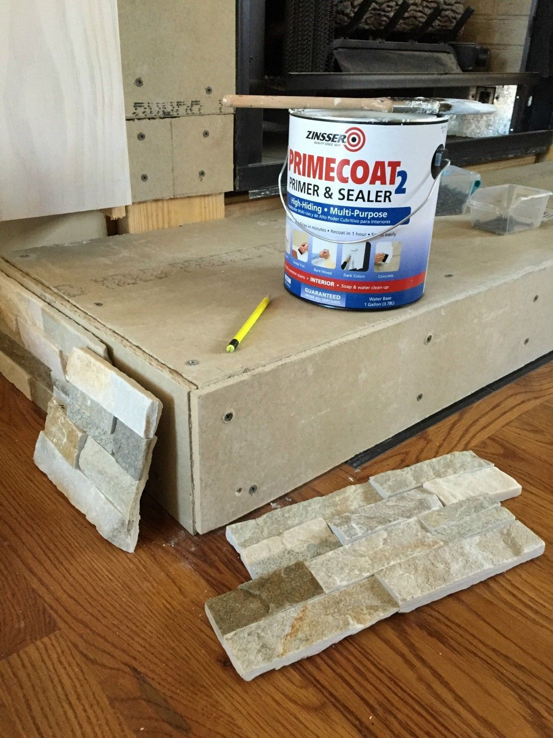 diy fireplace makeover hearths building and tutorials
