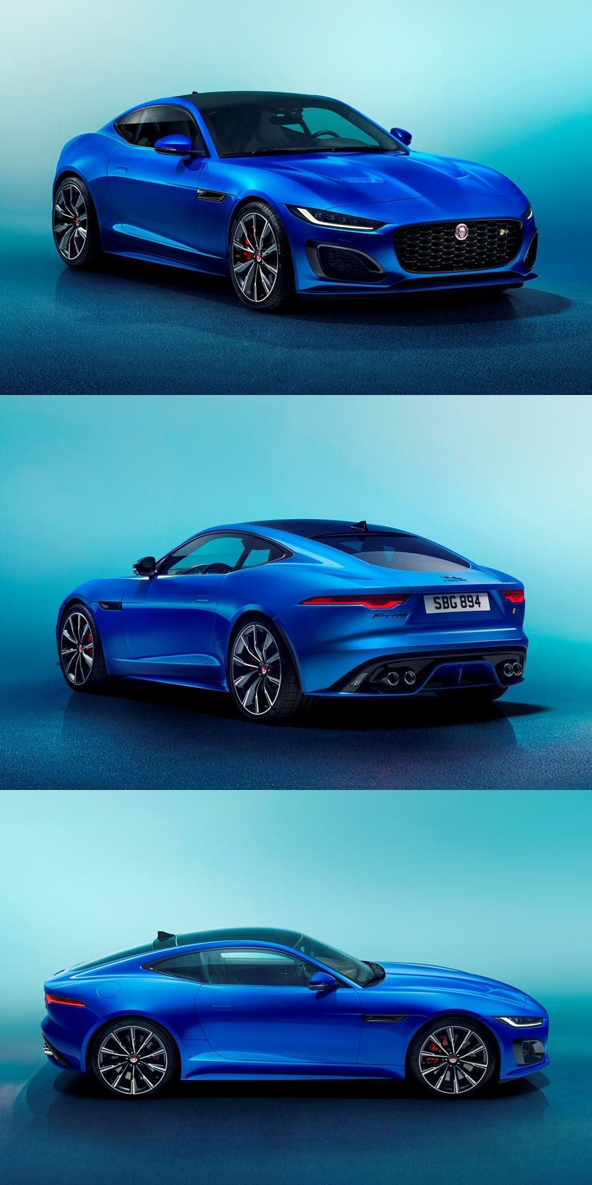 2021 Jaguar F Type How Far Has The Facelift Gone We Take A Look At How The Facelifted F Type Compares To The Previous Jaguar F Type Super Luxury Cars Jaguar