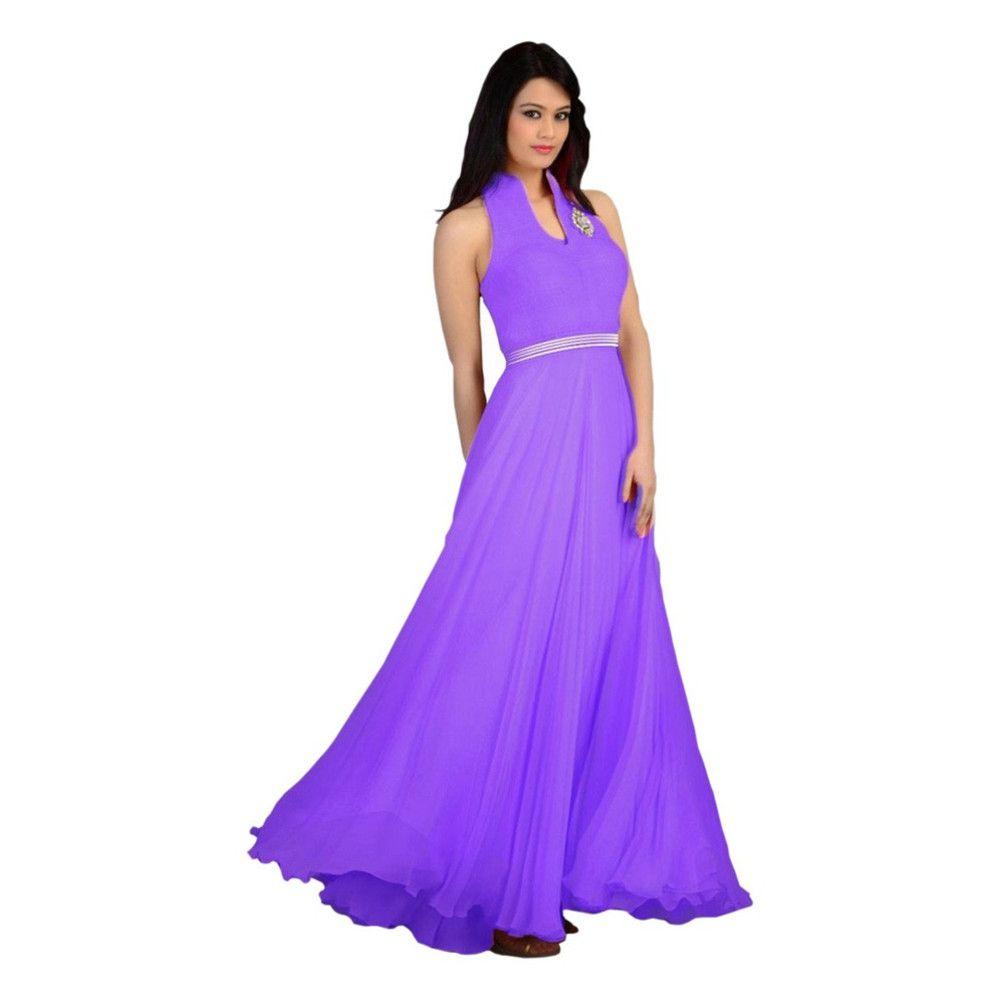 Fabay Best Embroidered Designer Model Party Wear Salwar Gown Suit ...