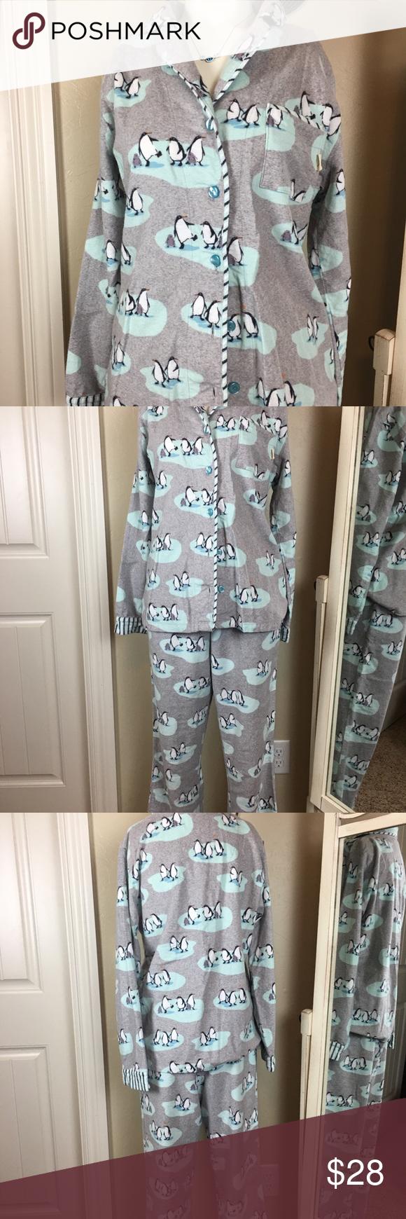 f835a9f41c8e8 NWOT - Munki Munki Pajamas NWOT - Munki Munki Pajama Set - super soft and  cozy Munki Munki Intimates & Sleepwear Pajamas