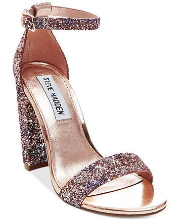 0ae162adc Steve Madden Women s Carrson Ankle-Strap Dress Sandals
