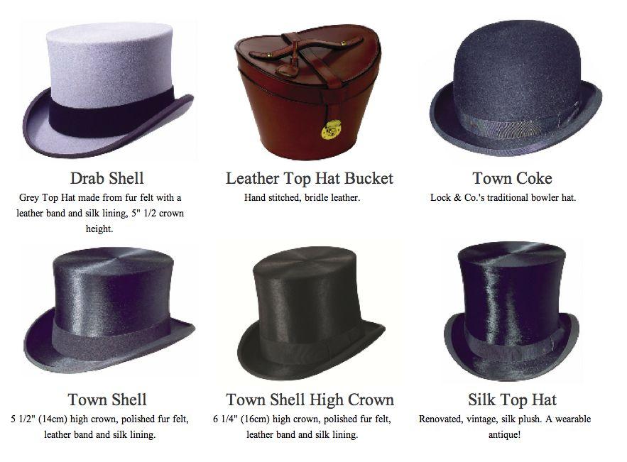 0a8602be23307 Lock   Co. Hatters London - Men s Formal Hats   Hat Bucket