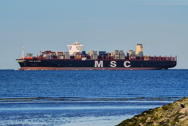 größtes containerschiff der welt