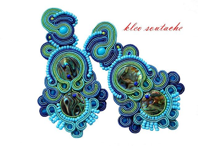 Kleo / soutache joyas