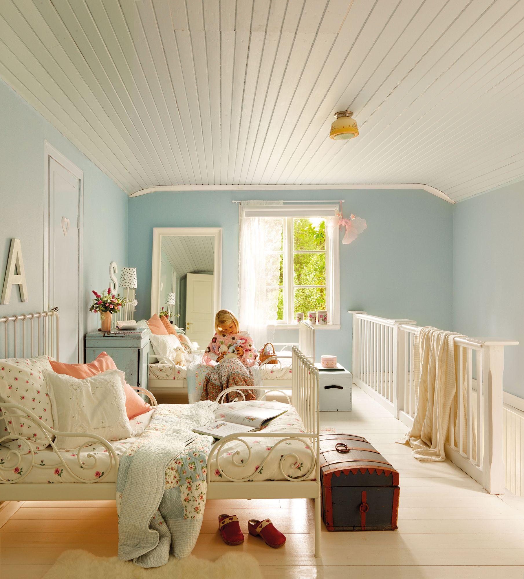 Edulcora tu casa con los candy colors dormitorios - Habitacion juvenil nina ...