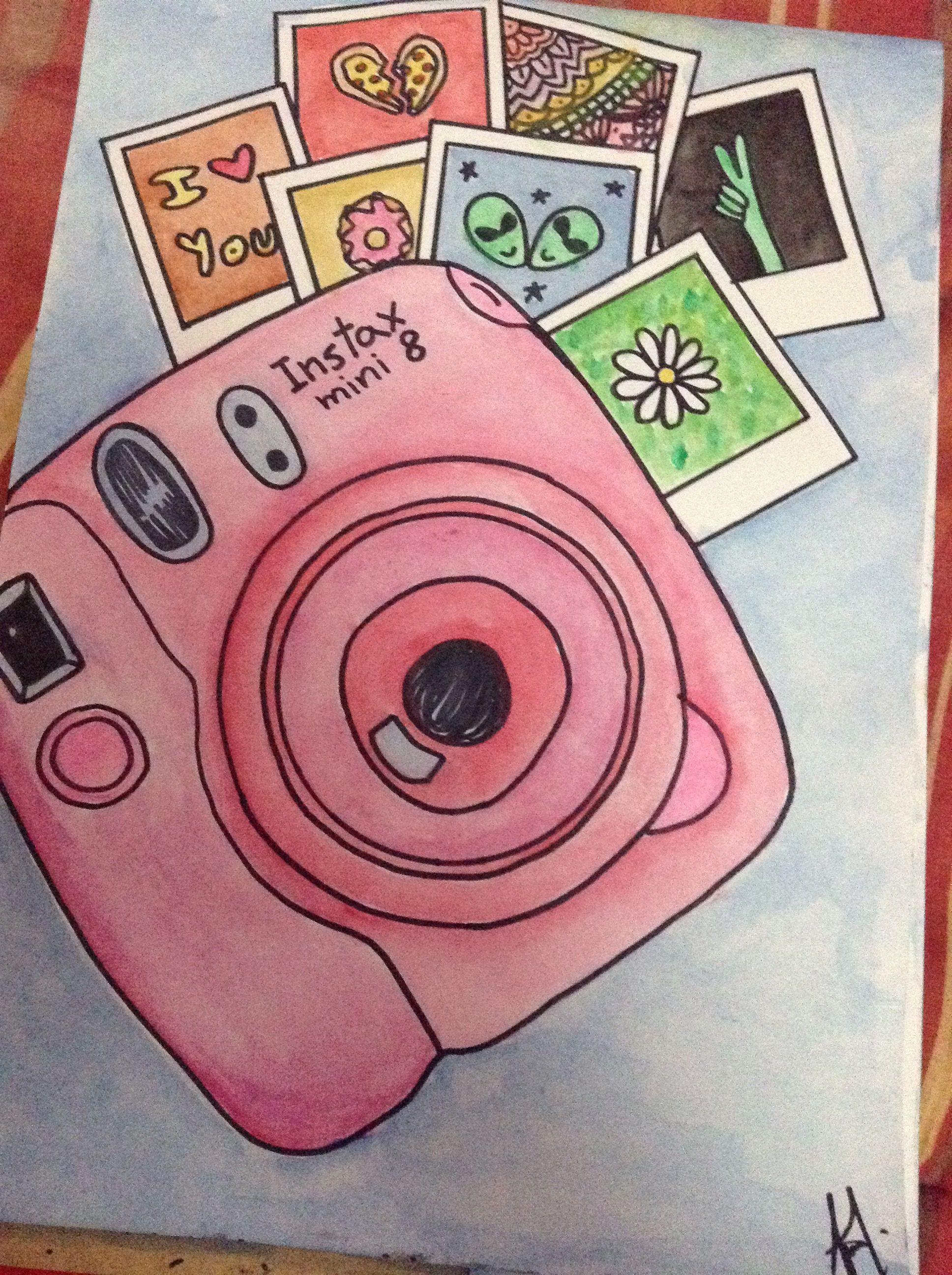 Camera Paint Art Drawings Simple Art Drawings Sketches Simple Art Drawings Sketches Creative