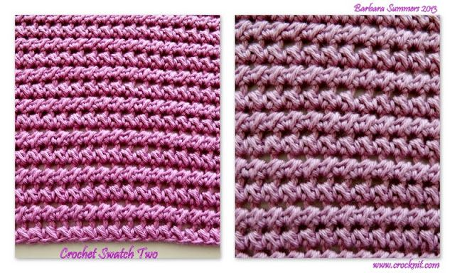 How To Make A Half Double Crochet Half Treble Crochet Into