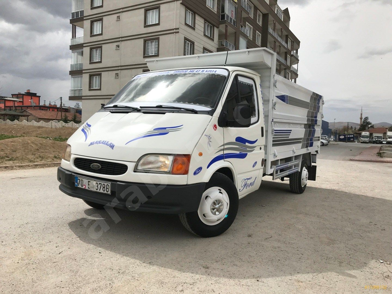 1997 model fort transit 190 lik turbolu