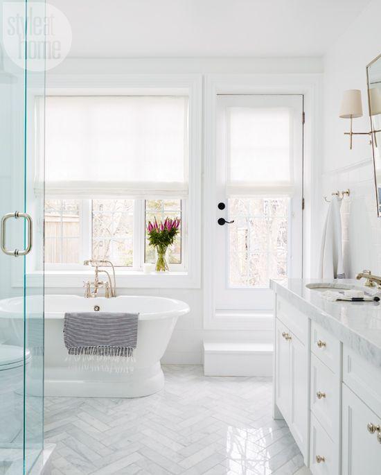 Photo of Badezimmerdesign: Einfache Eleganz | Stil zu Hause