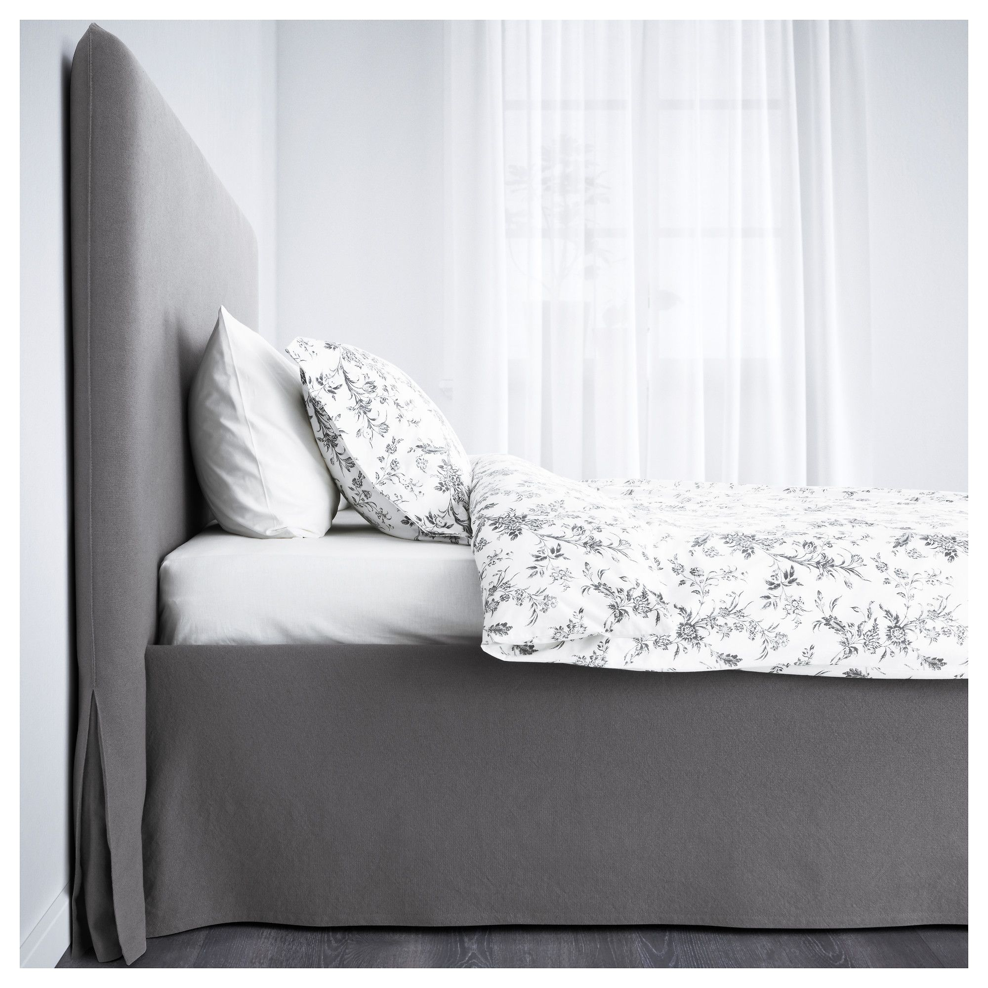 Awesome Ikea King Bed Frame Style