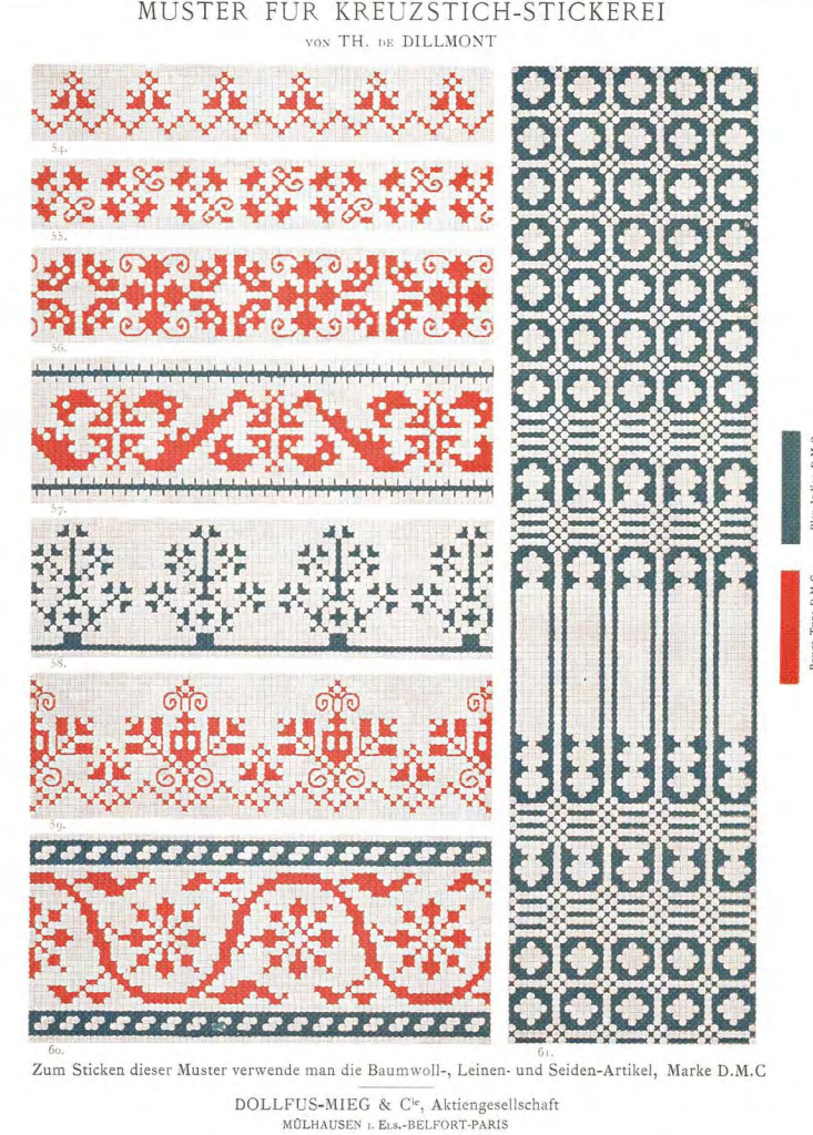 antiquepatternlibrary.com - the pattern designers best friend ...