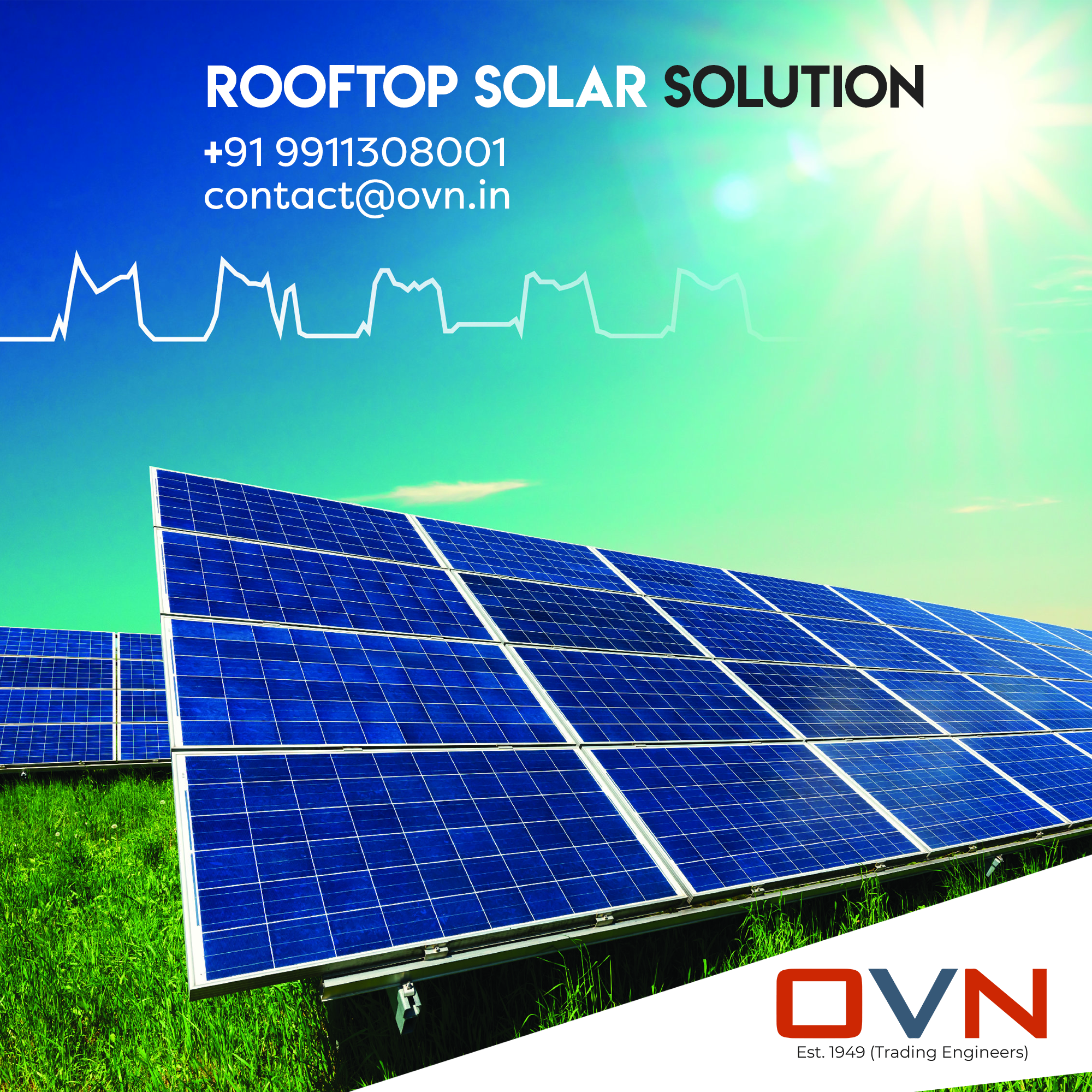 We Provide The Best Solar Panels And Solutions For Your Requirements Ovn Ovntradingengineers Solarpanel Solar Solar Panels Solar Solutions