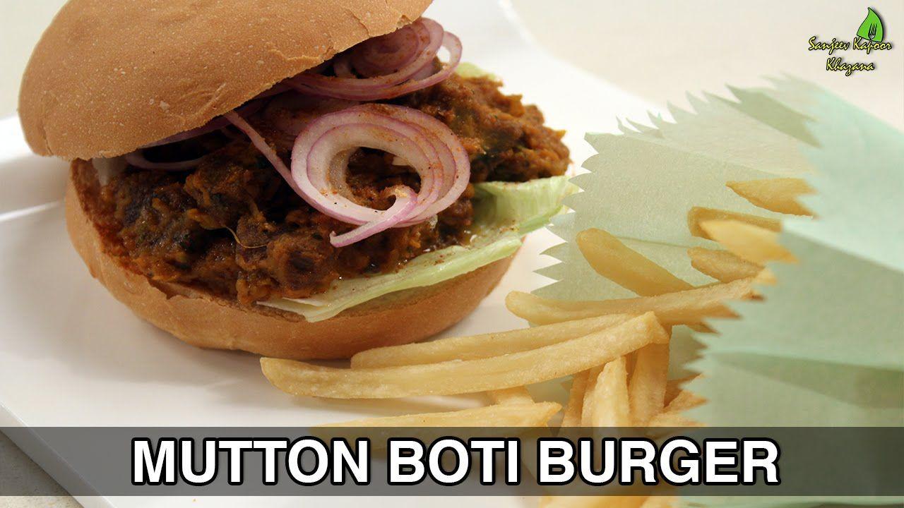 Mutton boti burger fast food recipes sanjeev kapoor khazana mutton boti burger fast food recipes sanjeev kapoor khazana forumfinder Choice Image