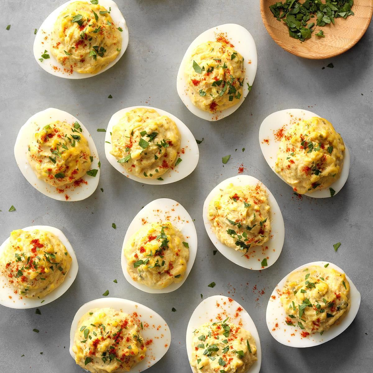 Best Deviled Eggs