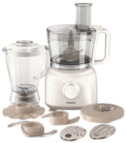 Preparing Meals At Home Is Easier Now With The Philips Daily Collection Mini Food Processor This Handy Product Has The Ability To P Food Processor Recipes Food Processor Reviews Food Processor