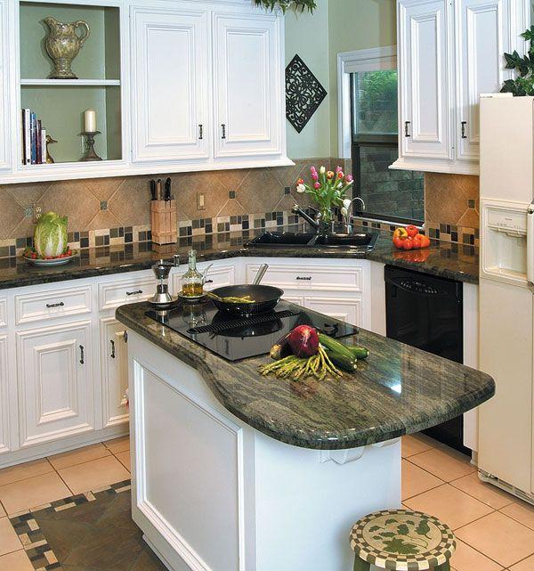 Verde jewel granite & my fav colors