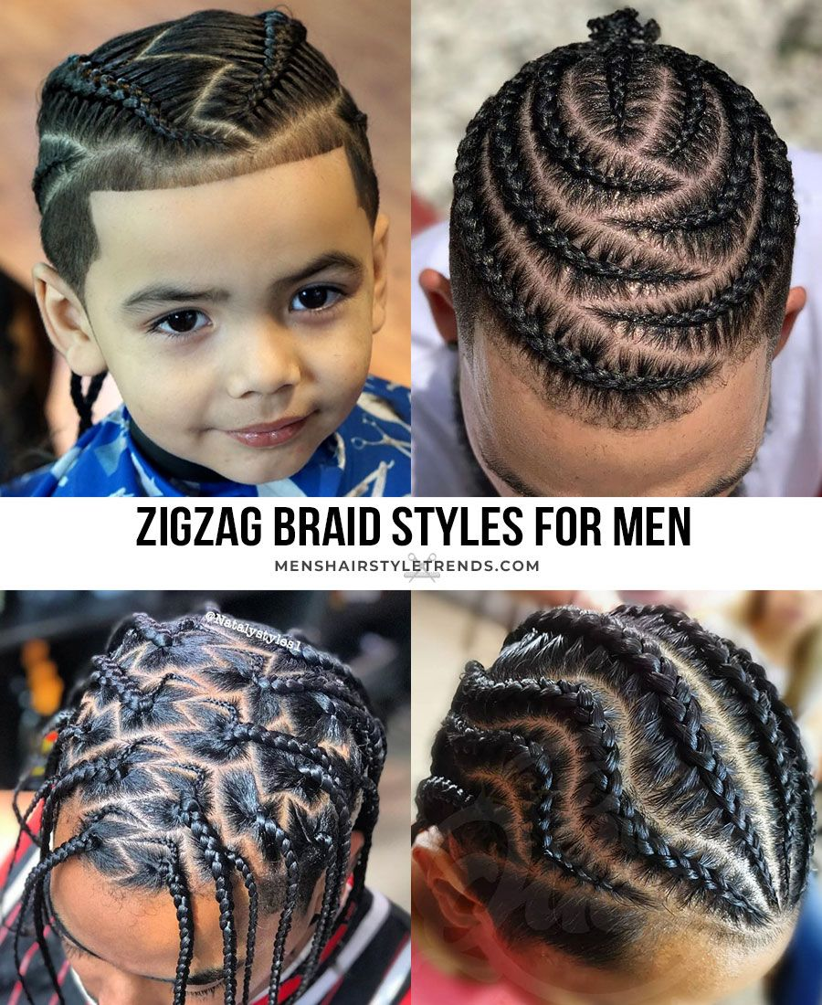 Braids For Men A Guide To All Types Of Braided Hairstyles For 2020 In 2020 Cornrow Hairstyles For Men Mens Braids Hairstyles Kids Braided Hairstyles