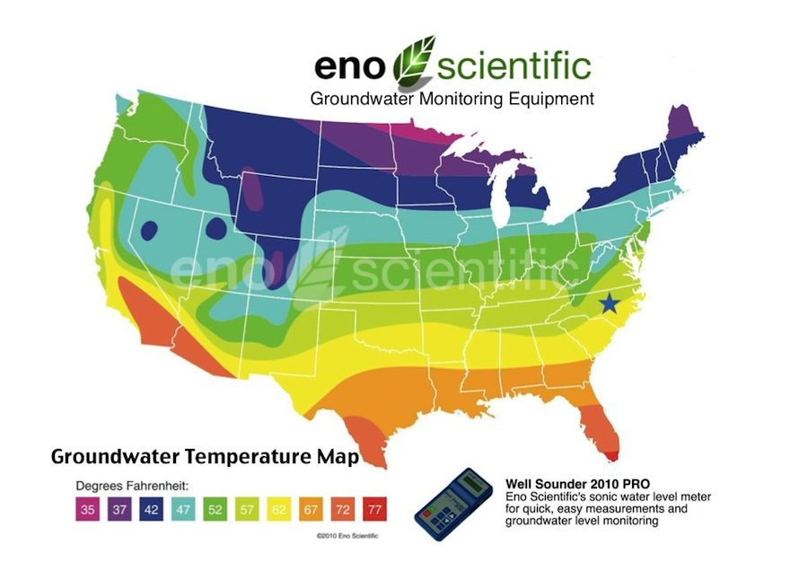 Image Result For Usa Average Low Annual Temperature Map Moderate - Average us temperature map
