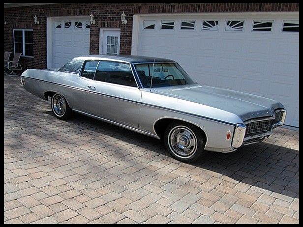 1969 Chevrolet Caprice  350/300 HP, Automatic