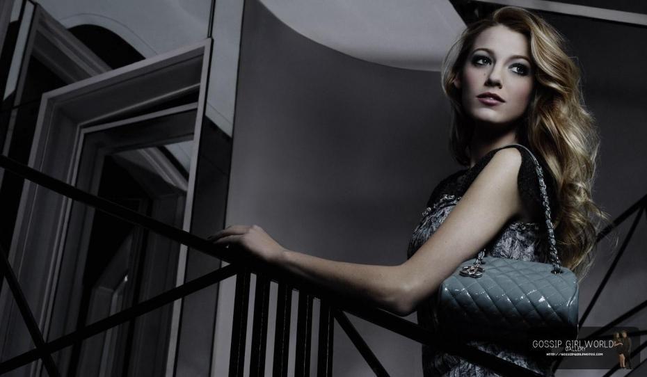 36b47e17176a Chanel   Blake Lively pour le sac Mademoiselle, 3 nouvelles photos ...