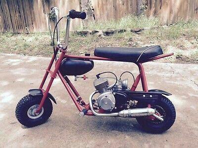 Keystone Minibike With Images Mini Bike