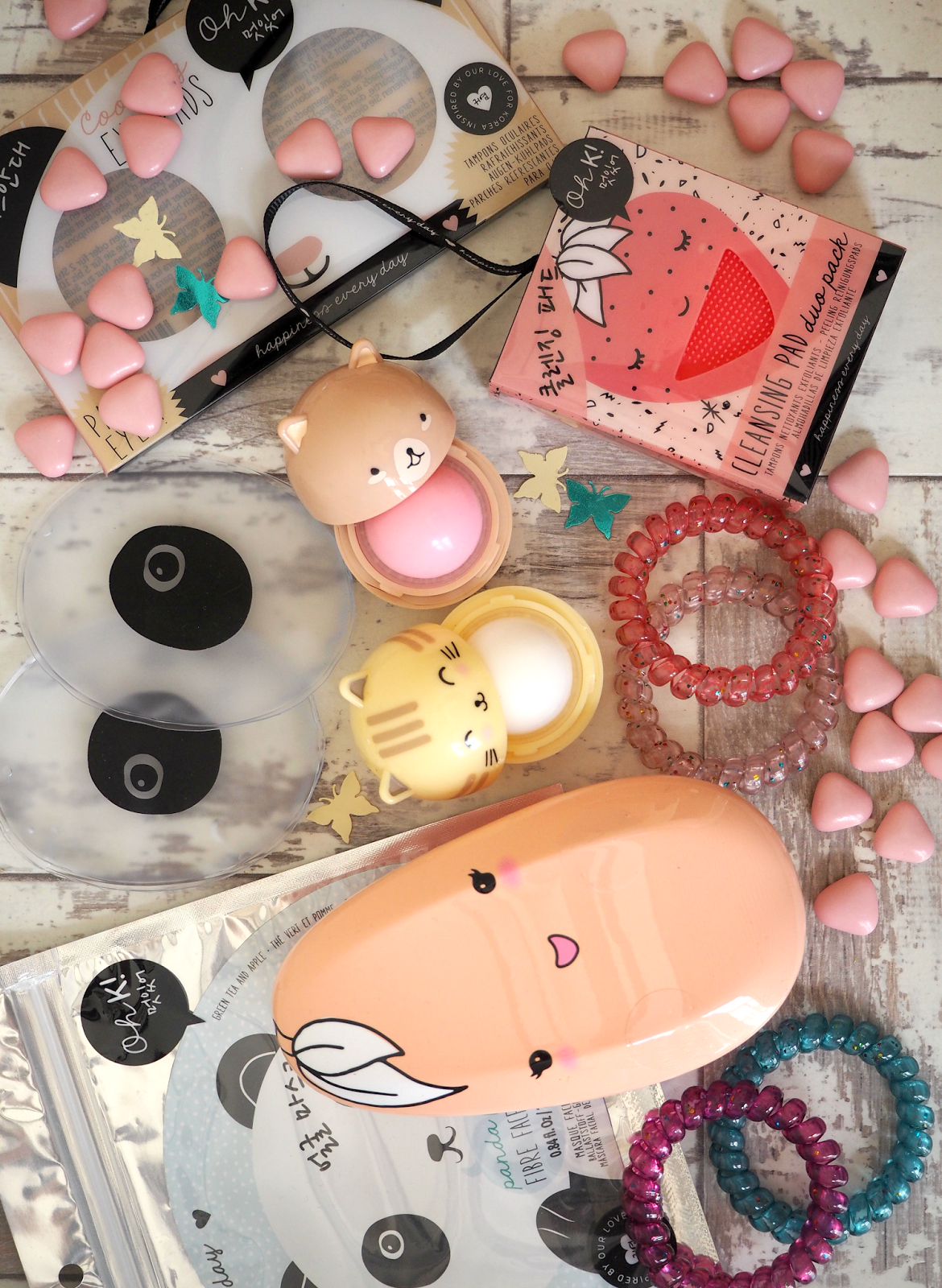 Korean Kitsch For Lovers Of Cute Things New Brand 'Oh K