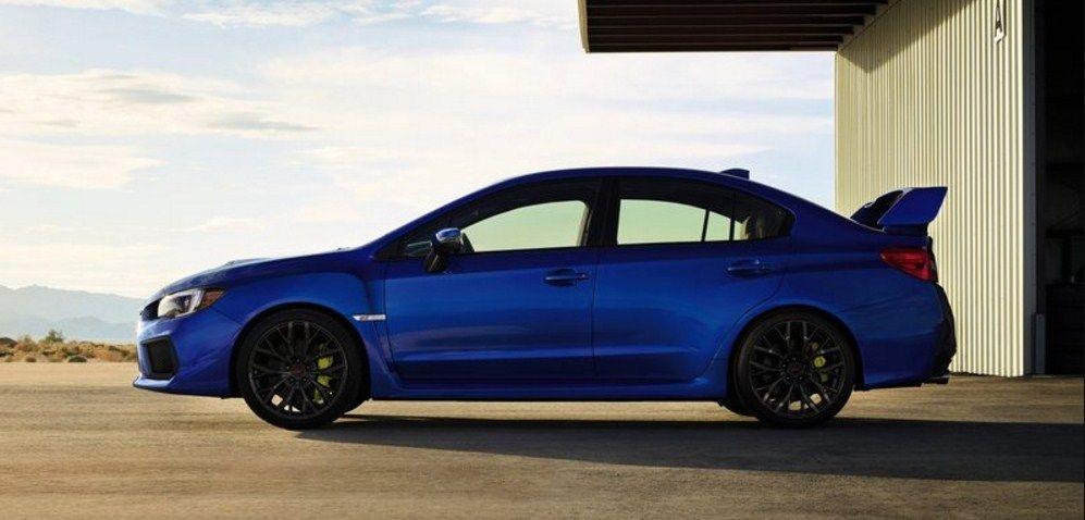 2018 Subaru Wrx Sti Release Date Price Interior