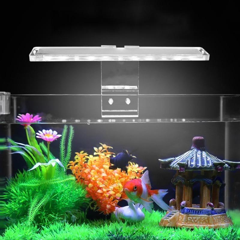 Fish Tank Lamp Led Natural Lights Usb Charging Aquarium Supply Reptile Case Thin Yesterday S Price Us 6 86 6 04 With Images Fish Tank Lights Fish Tank Plants Fish Tank
