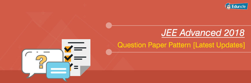 Jee Advanced 2020 Pattern Pattern Paper Question Paper Paper