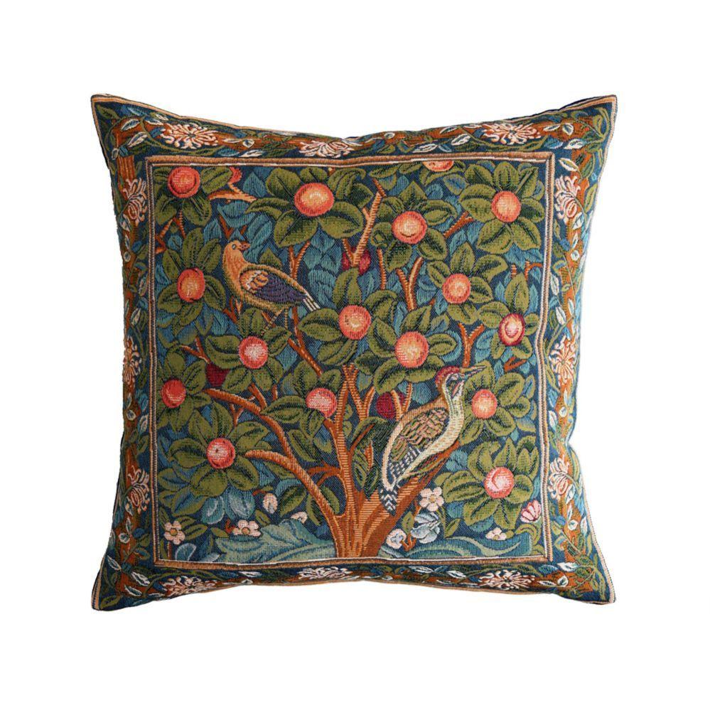 Woodpecker Large Cushion Cover Large Cushion Covers Large Cushions Cushions