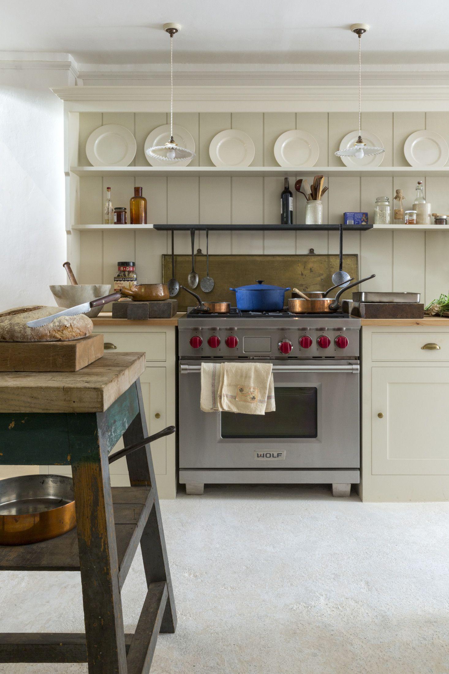 Classic English Kitchen Design By Plain English At Howe London English Kitchens Design Plain English Kitchen Kitchen Design