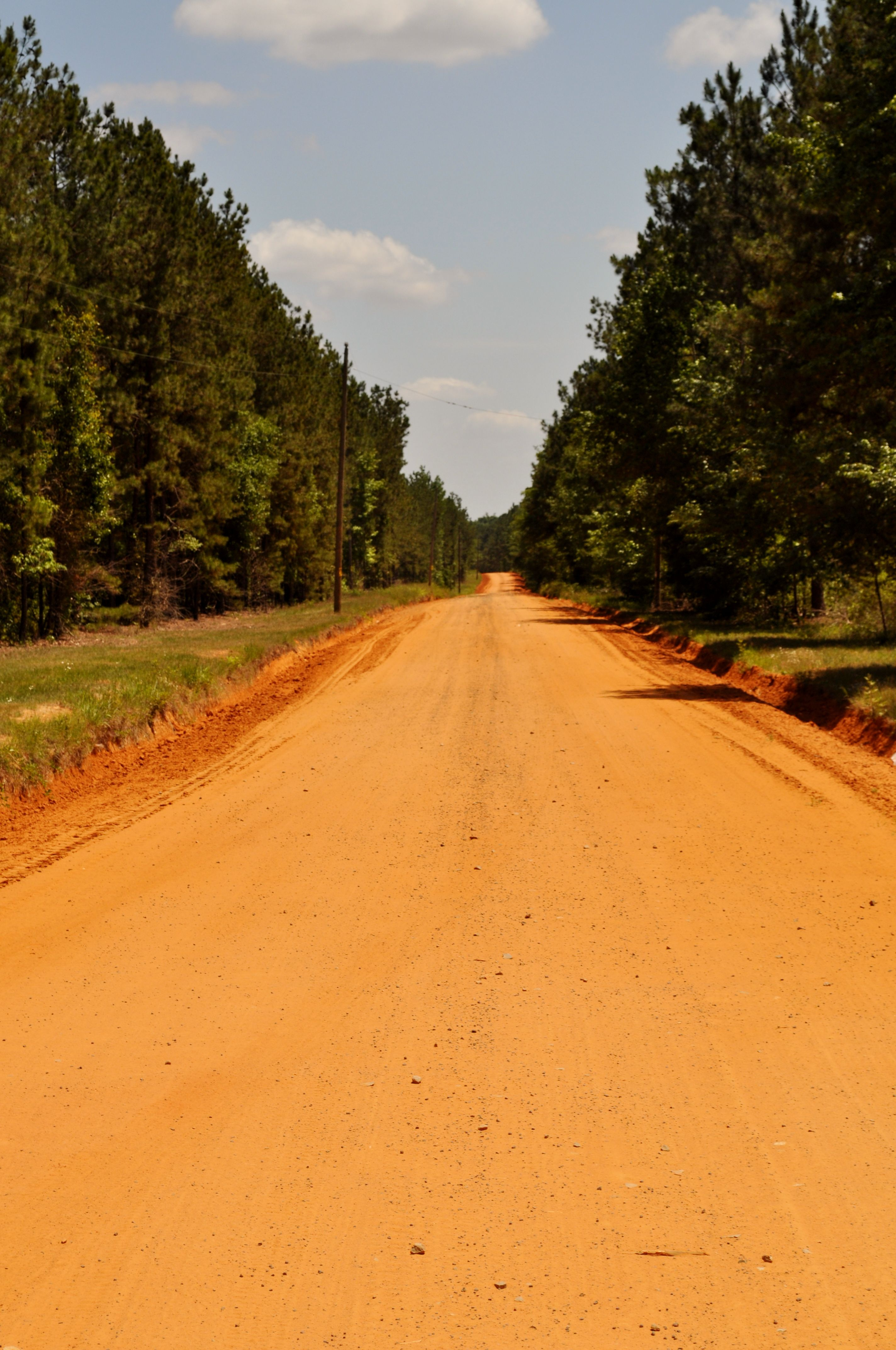 "Georgia ""Red Dirt Road"" | Country roads take me home ... |Georgia Country Roads"