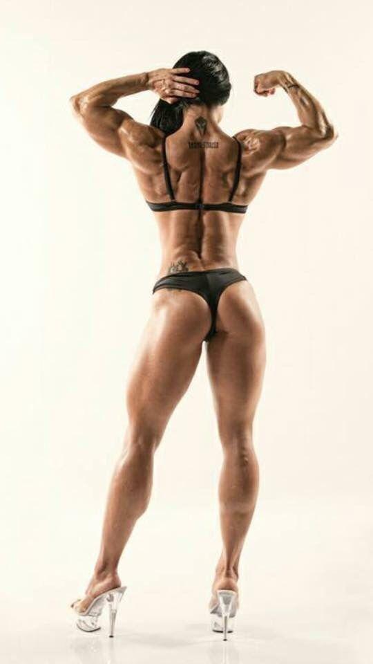 Pin by Richard Cozzette on Bodybuilding Fitness models Bodybuilding Muscular women