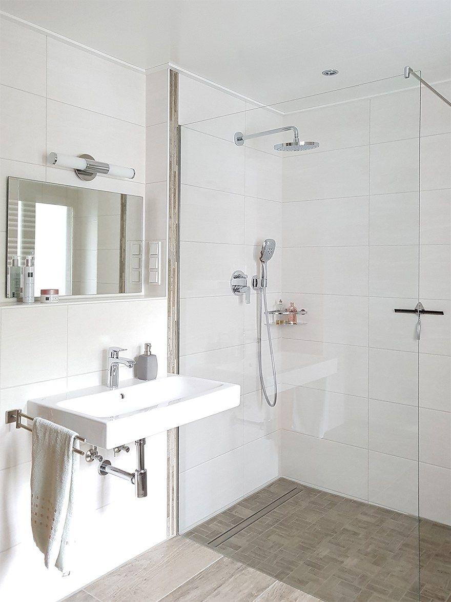 Innenleben Projekt Badezimmer Barrierefrei Dusche Umgestalten Bad Styling Und Badezimmer Klein
