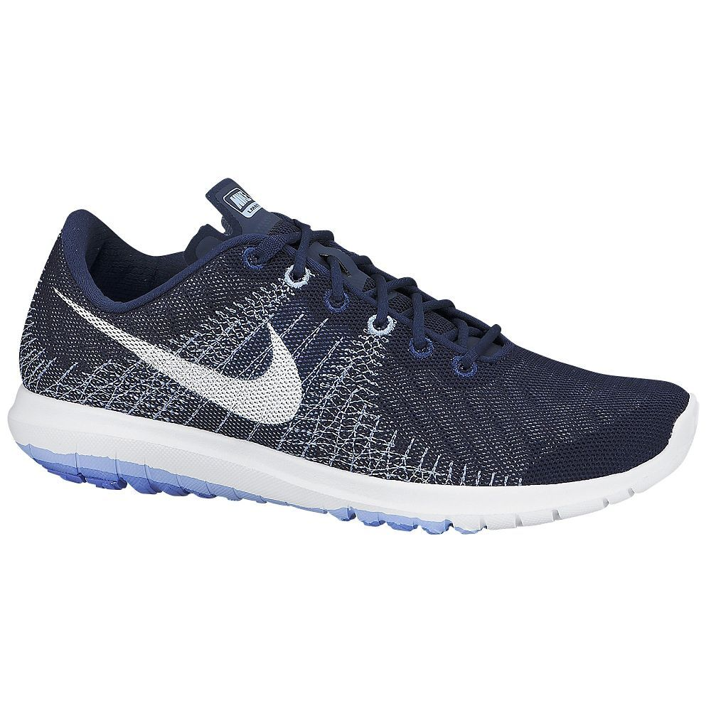 b99fcf9c6e7c Nike Flex Fury - Women s - Running - Shoes - Midnight Navy Aluminum Polar  White  89.99