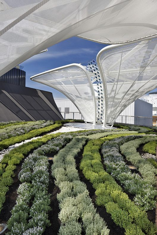 Germany Pavilion – Milan Expo 2015,Courtesy of SCHMIDHUBER /+ Milla & Partner + Nüssli.