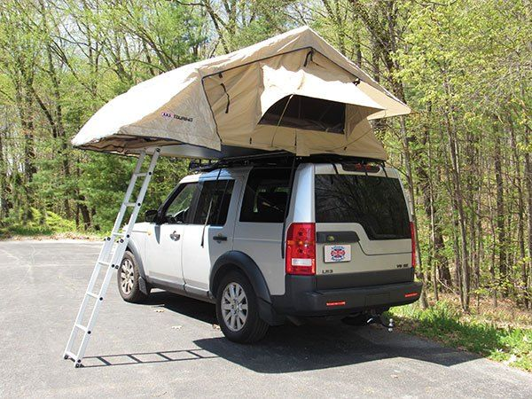& ProSpeed rack and roof tent | Dream cars Land rovers and 4x4
