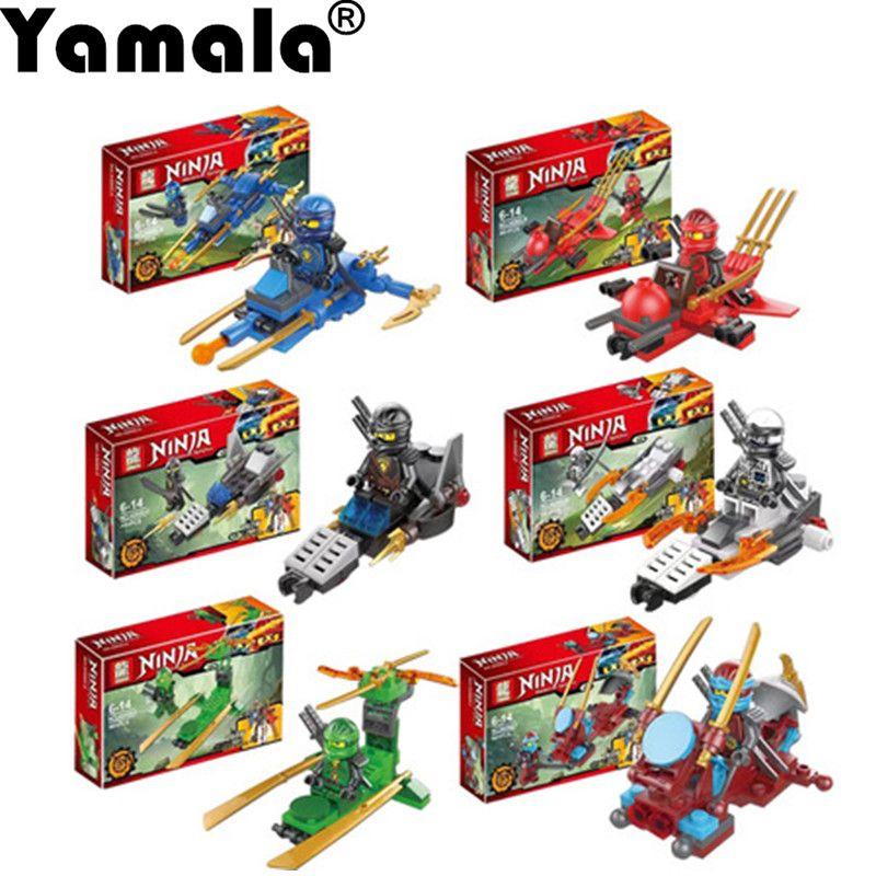3 48 Awesome Ninjagoes Dragon Building Block Compatible With Legoingly Ninjagoes Kai Jay Cole Zane Lloyd Wu Nya Garmado Building Blocks Kids Shop Baby Shop