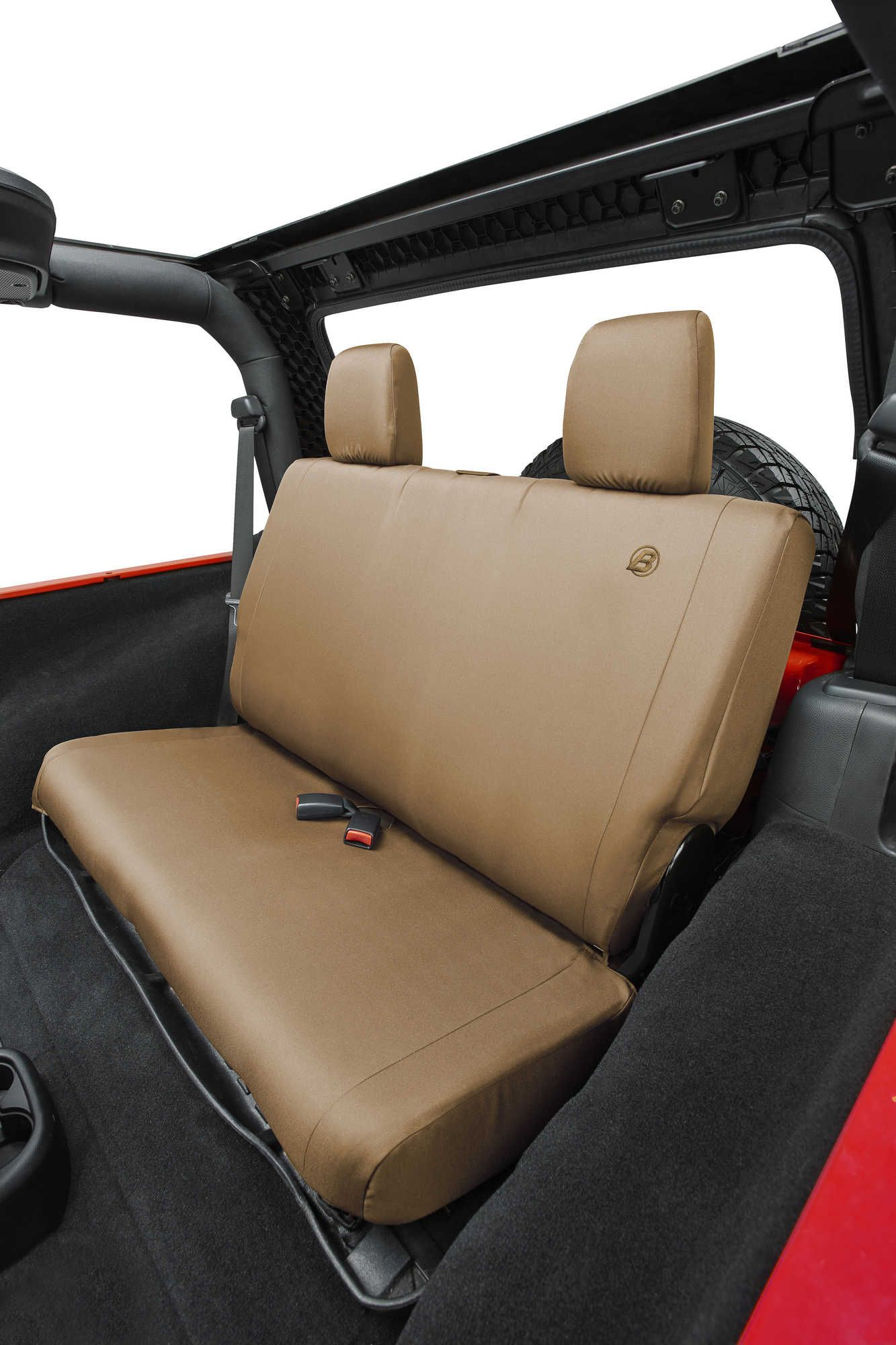 Bestop Custom Tailored Rear Seat Cover For 07 18 Jeep Wrangler Jk 2 Door Jeep Wrangler Jeep Jk Accessories Jeep Wrangler Jk