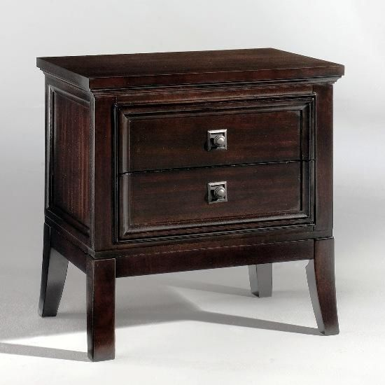 $348 29w by 30h Martini Suite Nightstand by Ashley Furniture ...