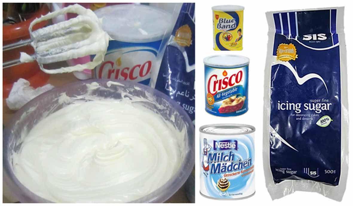 5 Resep Butter Cream Untuk Beragam Sajian Kue Rahasia Id Sederhana Resep Memasak
