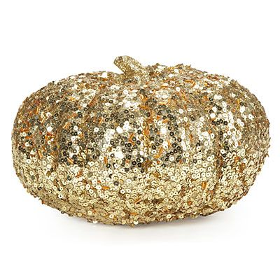 Short Sequined Pumpkins at Big Lots.