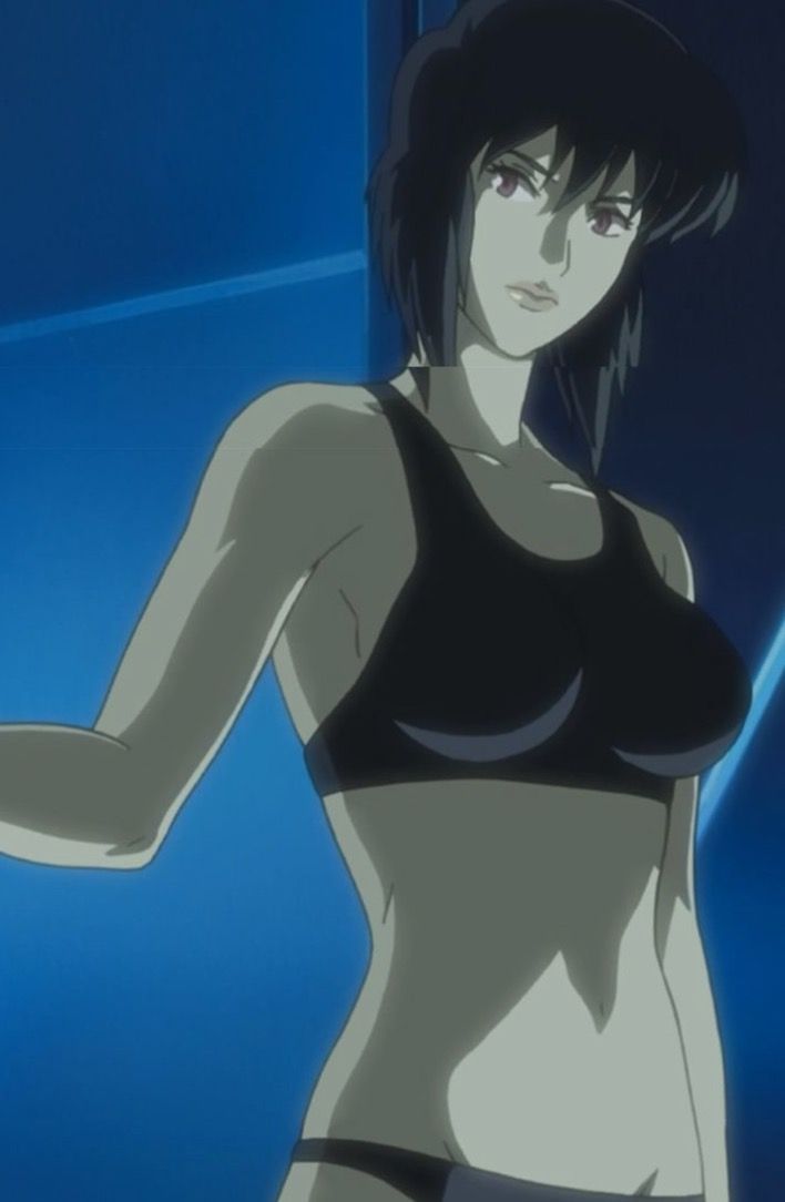 100 Best Ghost In The Shell Images Ghost In The Shell Ghost Masamune Shirow