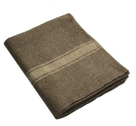 Italian Wool Military Blanket