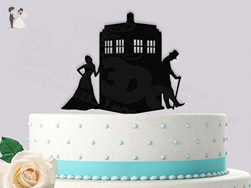 Matt Smith Doctor Who Inspired Wedding Cake Topper Venue and