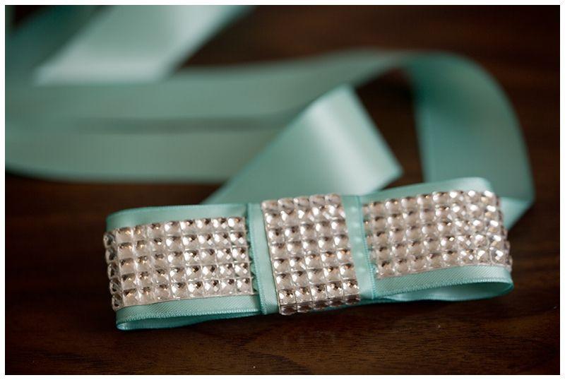 2 Diy Wedding Sashes Matching Flower Belt