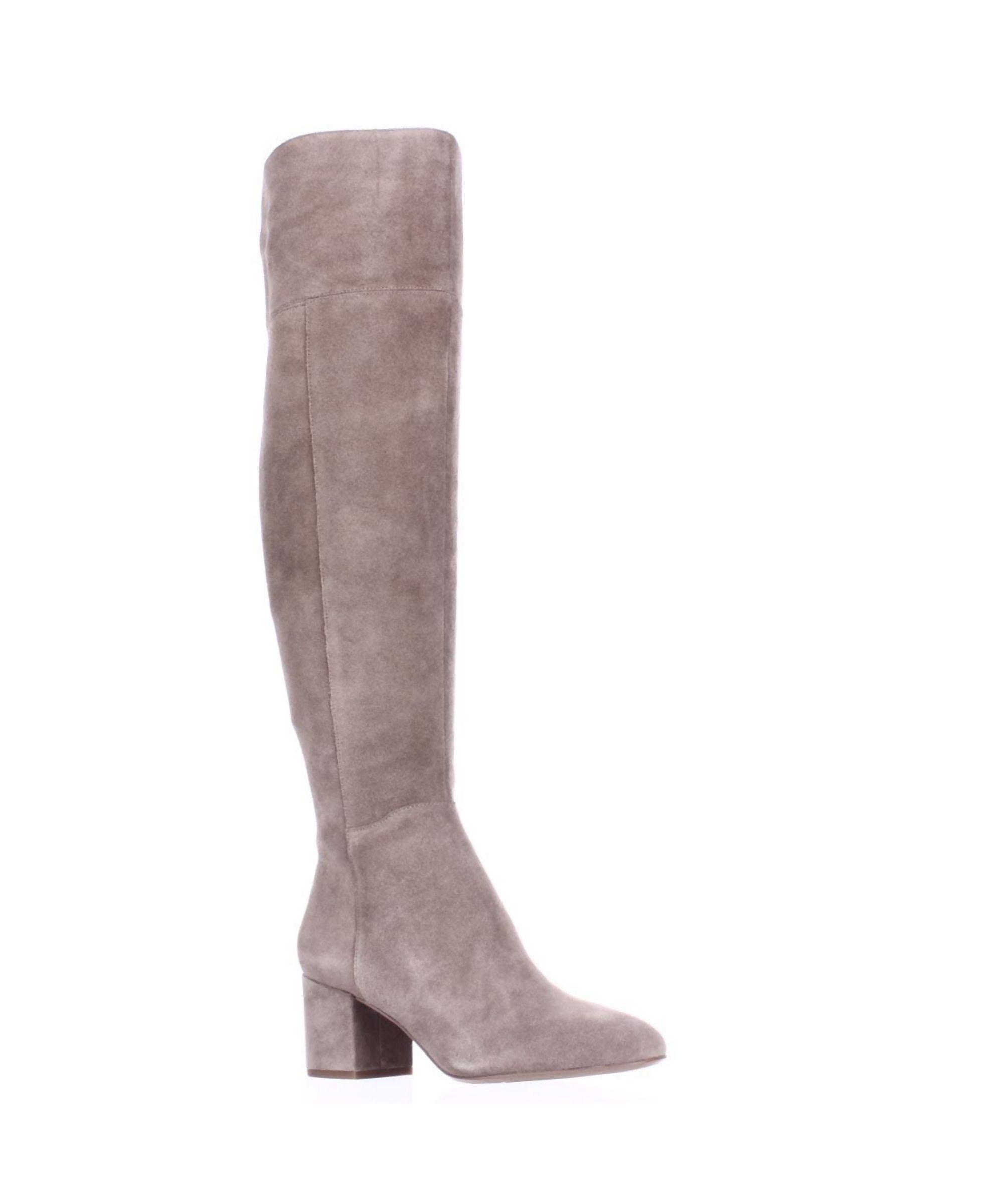 FRANCO SARTO | Franco Sarto Kerri Tall Block Heel Boots, Mushroom #Shoes # Boots