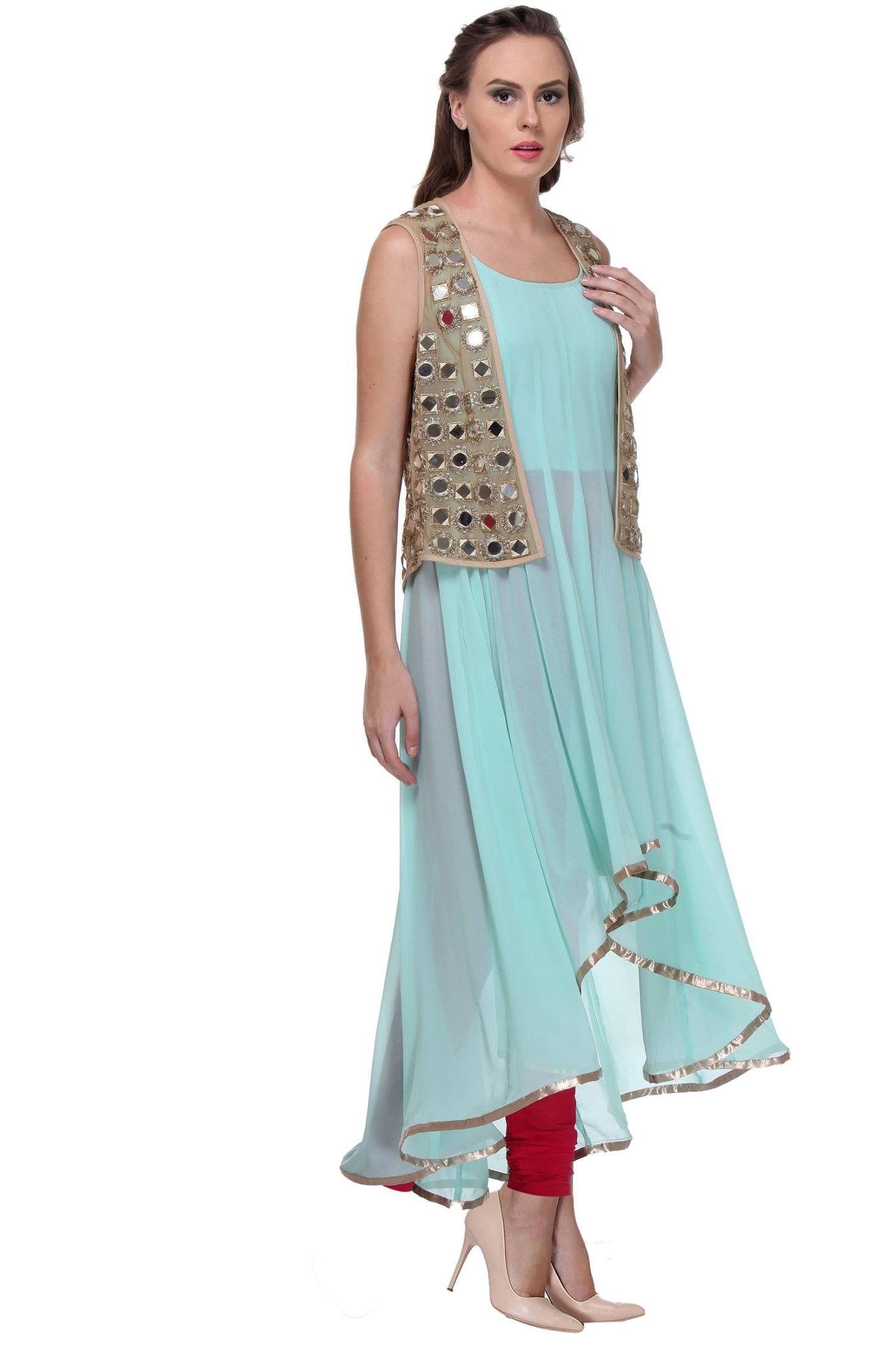 Pin by sonal mehta on kurti | Pinterest | Kurti, Indian wear and Desi