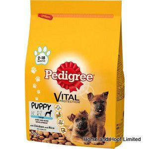 Pedigree Vital Protection Large Breed Puppy 10kg Dog Food Recall