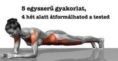 30 napos kihívás | One song workouts, Gym workout tips, Mini workouts